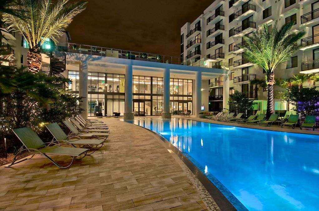 The Fitzgerald Channelside   Downtown Tampa Apartments