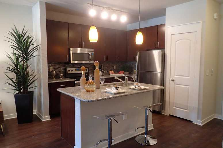 Our Luxury Northwest Houston Apartments Offer Beautiful Kitchens