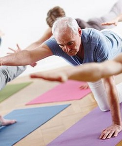 Our Luxury Senior 55+ Apartments in Leander TX Offer a Variety of Recreational Activities Including Daily Exercise Programs