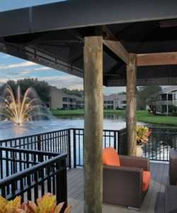 Stunning Lakeside Views at Lakes of Northdale Carrollwood FL Apartments