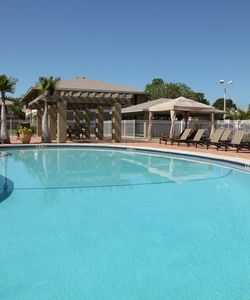Resort-Style Swimming Pool at the Gateway on 4th North St. Petersburg Apartment Homes