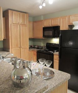 One Bedroom Luxury Apartments with Granite Countertops at Waters Pointe