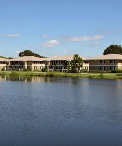 Waterfront Views at our Luxury Apartment Villas in the Gandy Area of North St. Petersburg FL