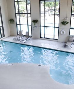 A View of the Indoor Swimming Pool at Our Pet-friendly Atlanta GA Apartments