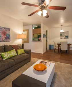 South Pointe Features Pet-friendly One and Two Bedroom Apartment Homes in Northeast Dallas
