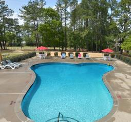 Refreshing Swimming Pool at Landmark North Fayetteville, NC Apartments