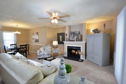 Lakeshore Grande Offers Several Great Amenities Such as Granite-look Countertops and Beautiful Fireplaces.