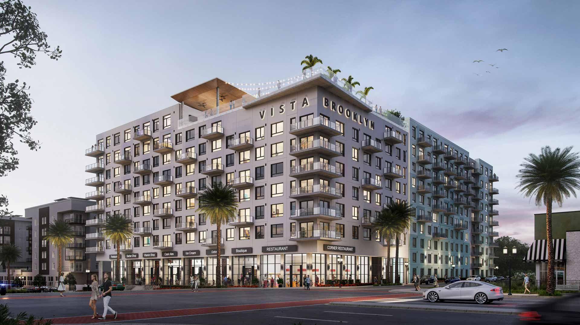 street view of vista brooklyn apartments