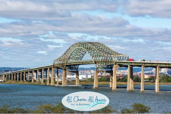 Outdoor image of bridge over water