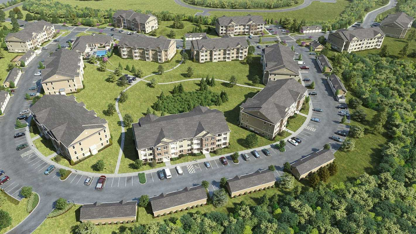Woodmont Ridge Apartments In Upper Macungie Pa