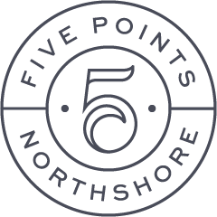 5 Points Northshore header